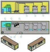 Unité traitement biodéchets établissements santé - Capacité : 30 kg à 500 kg /jour
