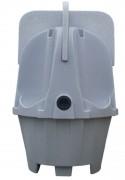 Urinoir 4 personnes autonome - Capacité : 400 L (1333 utilisations)