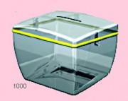 Urne à compteur - Acrylique