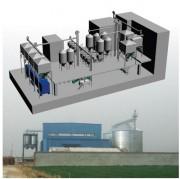 Usine d'aliment industriel - Fabrication d'aliment industriel, élevage
