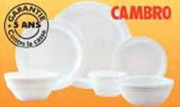 Vaisselle polycarbonate - Vaisselle polycarbonate CAMBRO