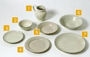 Vaisselles - Vaisselles en grès fashion