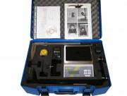 Valise contrôle matériel d'athlétisme - Dimensions 65 x 50 x 25cm - Matière : PVC, Mousse