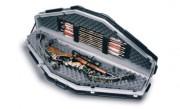 Valise mixte arc & fusil - Dimensions intérieures (L x l x H) : 1240 x 380 x 150 mm