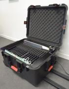 Valise multimédia 16 tablettes - valise multimédia à indicateur LED (16 tablettes hybrides)
