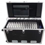 Valise multimédia 16 tablettes hybrides - Transporter, charger et sécuriser 16 tablettes hybrides, 11.6''