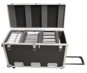Valise chargement 40 tablettes pour classe mobile - Ranger, transporter, charger et synchroniser 24 tab 11.6''