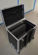 Valise multimédia pour 16 Tablettes - Valise stockage, rechargement et de synchronisation pour 16 tablettes (Androîd et IOS)