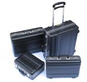 Valises thermoformées standards - Poids à vide : entre 1,4 et 5,7 kg