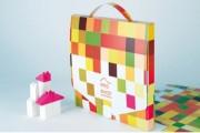 Valisette plastique publicitaire - 33 X 24 X 3