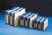 Valisettes polypropylène à charnières - Dimensions extérieures (L x l x H) mm : De 155 x 133 x 36 à 335 x 268 x 70