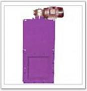 Vannes à guillotine simplifiées - Section carrée