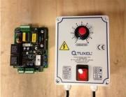 Variateur de fréquence pour vibrateur électromagnétique
