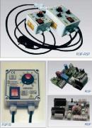 Variateur de fréquence pour vibrateurs industriels électromagnétiques - Consommation : 1,5W max