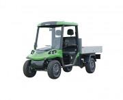 Véhicule 2 personnes pour cargaison - Batterie : 48 ou 72 V. Disponible également en location