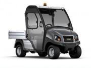 Véhicule électrique Carryall 300 avec cabine rigide - Véhicule utilitaire électrique
