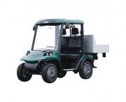 Véhicule électrique utilitaire 2 places - Batterie : 48 ou 72 V. Disponible également en location