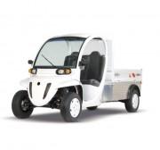 Véhicule électrique utilitaire - Capacité de charge (kg) : 600