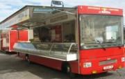 Véhicule panoramique boucherie - Boucher-Charcutier