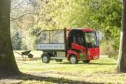 Véhicule utilitaire électrique - Capacité de charge : 1000 kg