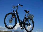 Vélo à assistance électrique urbain