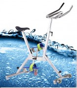 Vélo aquabike - Dimensions (L x l x h) m : 0.60 x 1.06 x 1.56