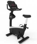 Vélo assis design élégant - Vélo fitness vertical pour salle de sport