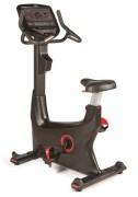 Vélo assis professionnel affichage des infos exercices - Vélo fitness avec pied de lecture à contact cardiaque