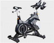 Vélo biking avec console autoalimentée par pédalage - Poids maximum utilisateur : 150 kg