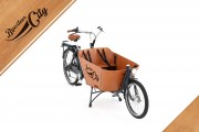 Vélo biporteur - Pour le transport marchandises et enfants