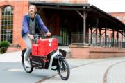 Vélo biporteur électrique - Puissance moteur 350W