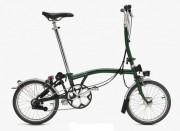 Vélo classique pliant - Vitesses : 1, 2, 3 ou 6