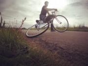 Vélo désarticulé - Charge : 100 kg