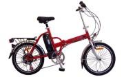 Vélo électrique pliable en 15 secondes