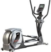 Vélo cardio training avec repose piedsantidérapant - Vélo remise en forme système freinage électro magnétique