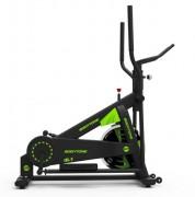 Vélo elliptique en acier - Poids maximum utilisateur : 150 kg