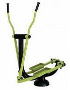Vélo elliptique extérieur - Dimensions (L x l x h) : 150 x 57 x 170 cm