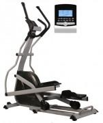 Vélo elliptique fitness - Masse inertie : 12 kg