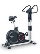 Vélo ergomètre d'appartement - Cadre en tube double. poids max. utilisateur : 180 kg