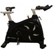 Vélo fitness à résistance réglable - Résistance réglable - Supports de guidon et de selle en aluminium