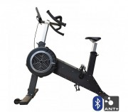 Vélo Fitness Professionnel - Volant et amortisseur réglables