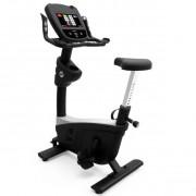 Vélo fitness professionnel moniteur de fréquence cardiaque intégré - Vélo assis en acier pour séances d'entraînement cardio