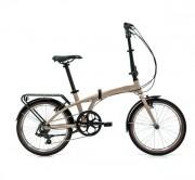Vélo pliable 20 pouces - Poids : 13.5 kg   -  Léger