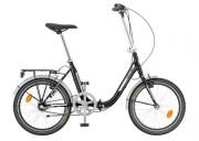 Vélo pliant 20 pouces - Cadre : Acier