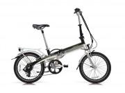 Vélo pliant électrique - Vitesse maximale : 25 k/h