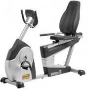 Vélo semi-allongé ergomètre - Poids maxi utilisateur: 135kg