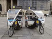 Vélo taxi écologique - Pratique et Ecolo