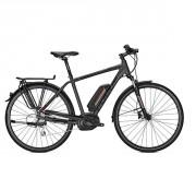 Vélo tout chemin électrique - Moteur pédalier central  -  Vitesse max : 25 km/h