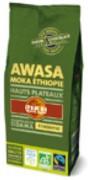 Vente café moulu bio - Café moulu pur arabica Moka d'Ethiopie 250g