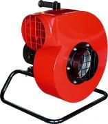Ventilateur Aspirateur pour fumée de soudure mobile - En aluminium